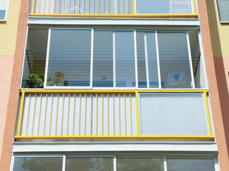 Zaskleny balkon cena